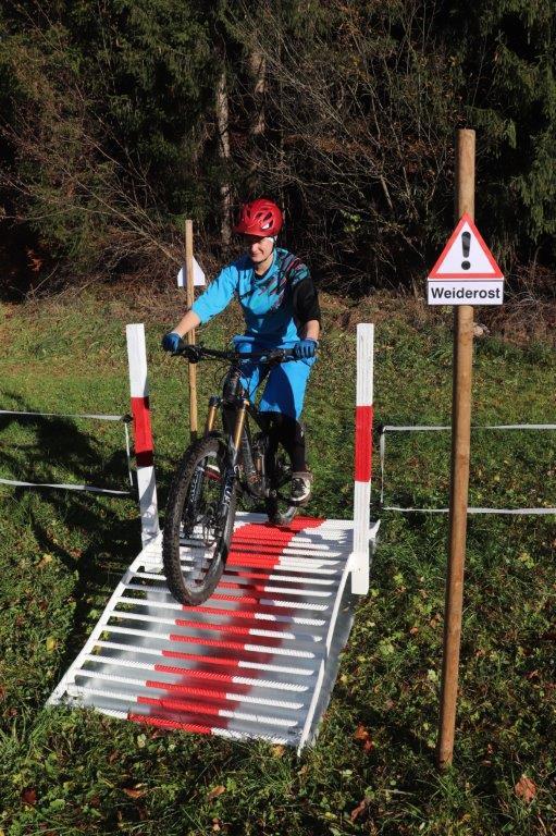 Bikepass.ch Weiderost für Biketrails und Wanderwege